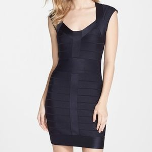 French Connection 'Miami Spotlight' Bandage Dress
